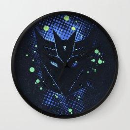 Grunge Transformers: Decepticons Wall Clock