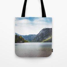 Lake Bohinj, Slovenia Tote Bag