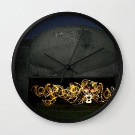 Erin Eisenhower Wall Clock