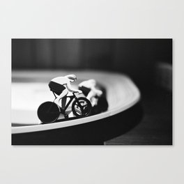 La grande Boucle Canvas Print