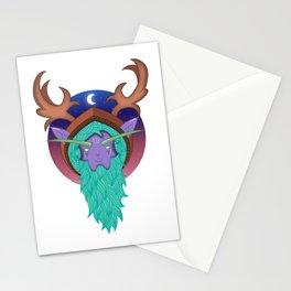 Malfurion The Green Beard | WoW Stationery Cards
