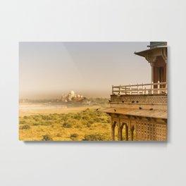 Indien Metal Print