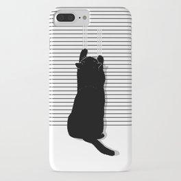 Cat Scratch iPhone Case