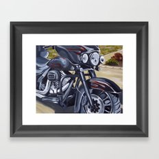 H.A.W.G. 1 Framed Art Print