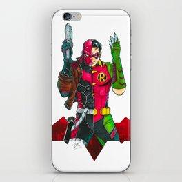 Red Hood : Robin Legacy iPhone Skin