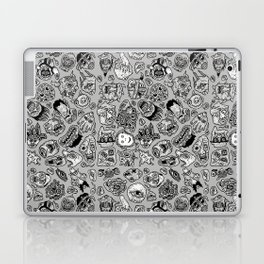 heaps of heads Laptop & iPad Skin