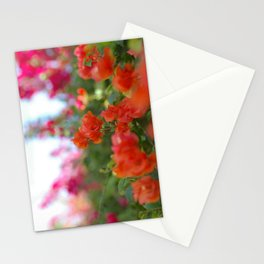 Jamaican Bogenvia, II Stationery Cards