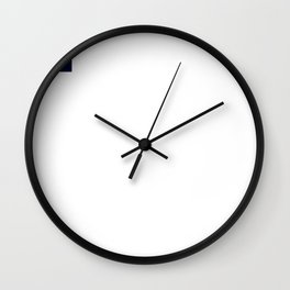 Every Road Has Its Own Story Wall Clock