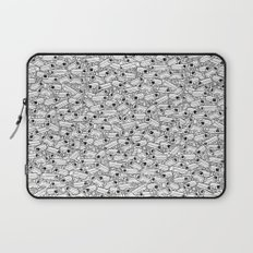 Surveillance Frenzy Laptop Sleeve