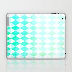 Spring Triangles Laptop & iPad Skin
