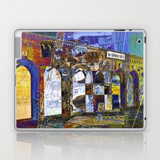 City Facade of Berlin Laptop & iPad Skin