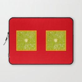 Lime Eyes – Strange Fruits Laptop Sleeve