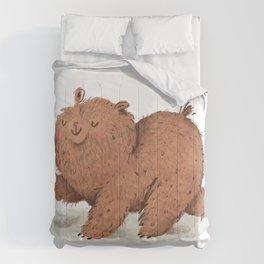 Fat Little Bear Comforters
