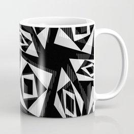 NAKED GEOMETRY no 5 Coffee Mug