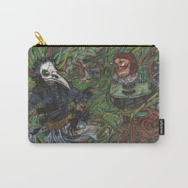 Magnus and the Raven Carry-All Pouch