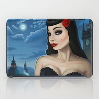 selena iPad Cases featuring Selena by Remus Brailoiu