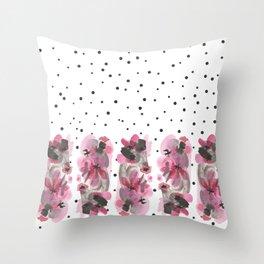 Sati Throw Pillow