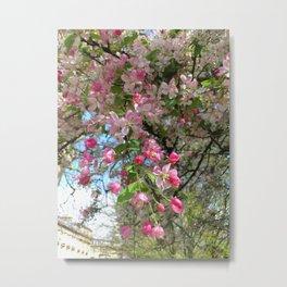 Nice Flowers Metal Print