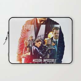 Mission Impossible 2018 Laptop Sleeve