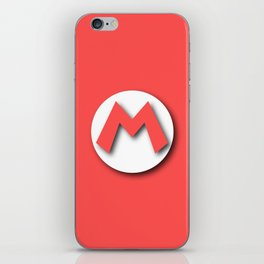 The Emblem of the Plumber, Mario iPhone Skin