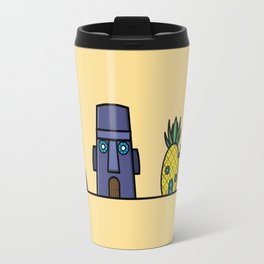Spongebob's House Travel Mug