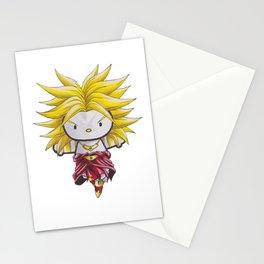 'Hello Manga' Broly Stationery Cards