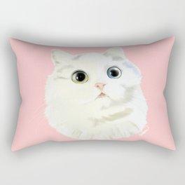 Cute Kitten Rectangular Pillow