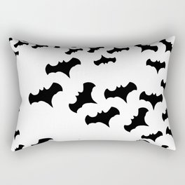 Make Me Batty Rectangular Pillow