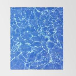 Water Throw Blanket