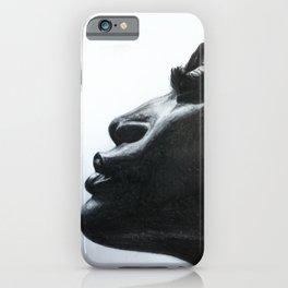 Black Woman iPhone Case