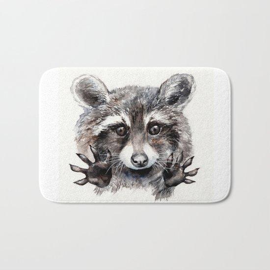 Magic! // Raccoon Bath Mat
