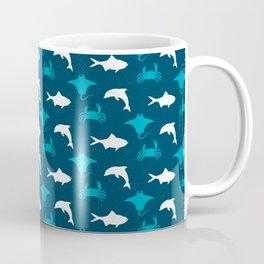 Sea Creatures Coffee Mug
