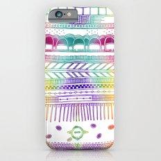 rainbows under my feet Slim Case iPhone 6s