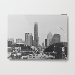 034 | austin Metal Print
