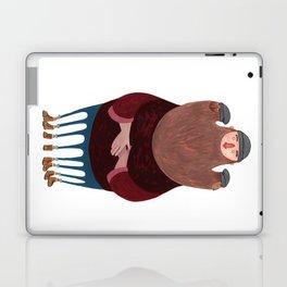 King Beardy Laptop & iPad Skin