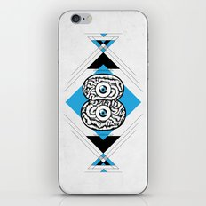 8 Brain iPhone & iPod Skin
