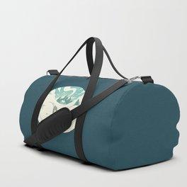 Cozy Winter Duffle Bag