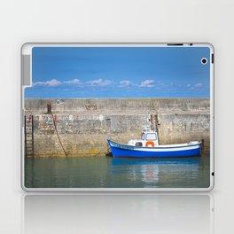 Ile de Ré Harbour Laptop & iPad Skin
