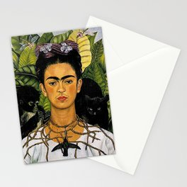 NECKLACE OF THORNS Stationery Cards