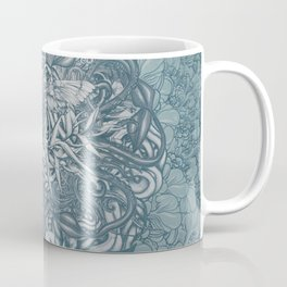 Fifth Mix Blue Coffee Mug