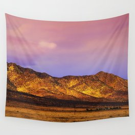 Photon Landslide Wall Tapestry