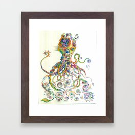 The Impossible Specimen 2 Framed Art Print