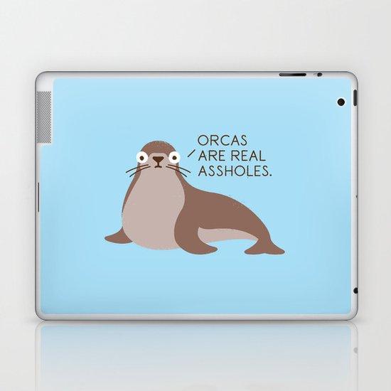 Seal of Reproval Laptop & iPad Skin