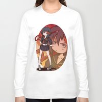 kill la kill Long Sleeve T-shirts featuring kill la kill mod.1 by The Dragon Studio Store