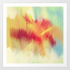 Sweet Dreams Of Passion Art Print