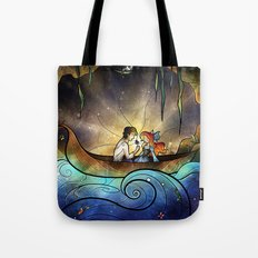 Something About Her Tote Bag