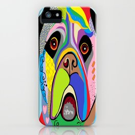 Mastiff iPhone Case