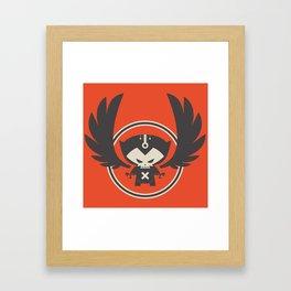 JAN17 Framed Art Print