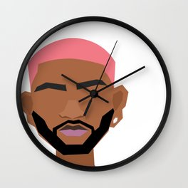 Christopher Breaux Collection 1.3 Wall Clock
