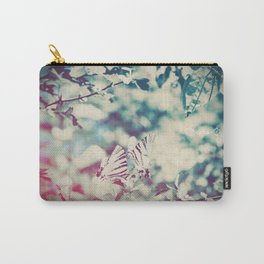 Butterfly motions Carry-All Pouch